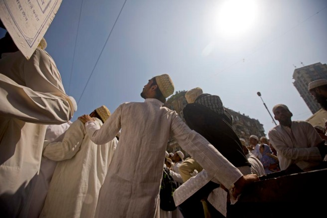 Syedna's Funeral 2014 11